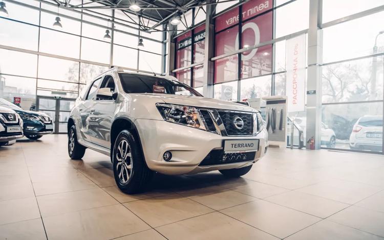 Nissan Terrano Comfort 2020 года за 8 283 280 тг. в Алматы