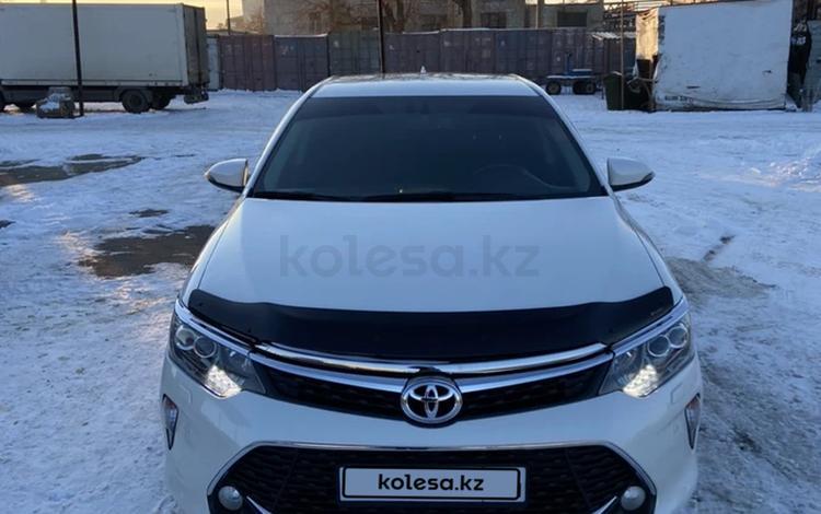 Toyota Camry 2017 года за 11 200 000 тг. в Павлодар