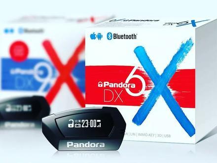 Pandora Dx 9x автосигнализация за 59 900 тг. в Алматы