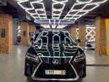 Lexus RX 200t 2019 года за 26 500 000 тг. в Нур-Султан (Астана)