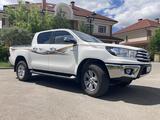 Toyota Hilux 2017 года за 15 500 000 тг. в Нур-Султан (Астана) – фото 4