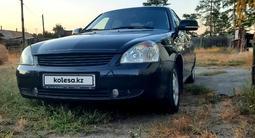 ВАЗ (Lada) Priora 2170 (седан) 2010 года за 1 450 000 тг. в Костанай – фото 2