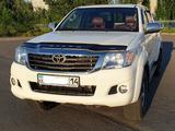 Toyota Hilux 2012 года за 10 000 000 тг. в Павлодар