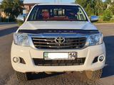 Toyota Hilux 2012 года за 10 000 000 тг. в Павлодар – фото 4