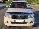 Toyota Hilux 2012 года за 10 000 000 тг. в Павлодар – фото 5