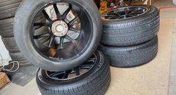 Комплект Диски с Шинами на Mercedes 285/50/20 за 350 000 тг. в Алматы – фото 5