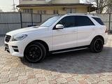Mercedes-Benz ML 300 2014 года за 14 500 000 тг. в Алматы