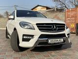 Mercedes-Benz ML 300 2014 года за 14 500 000 тг. в Алматы – фото 2