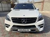 Mercedes-Benz ML 300 2014 года за 14 500 000 тг. в Алматы – фото 5