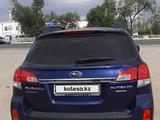 Subaru Outback 2010 года за 5 200 000 тг. в Шымкент – фото 5