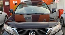 Lexus RX 350 2010 года за 10 800 000 тг. в Алматы – фото 2