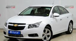 Chevrolet Cruze 2011 года за 3 170 000 тг. в Алматы
