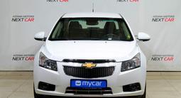Chevrolet Cruze 2011 года за 3 170 000 тг. в Алматы – фото 2