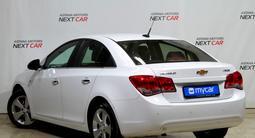 Chevrolet Cruze 2011 года за 3 170 000 тг. в Алматы – фото 5
