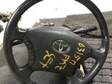 Руль Toyota Alphard 2005 рестайлинг за 50 000 тг. в Актау