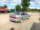ВАЗ (Lada) 2115 (седан) 2007 года за 930 000 тг. в Усть-Каменогорск – фото 3