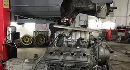 СВАП комплект Toyota 3UZ-fe 4.3 литра за 104 000 тг. в Алматы – фото 2
