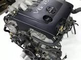 Двигатель Nissan VQ35DE V6 4WD 3.5 из Японии за 500 000 тг. в Костанай