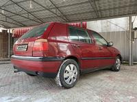 Volkswagen Golf 1993 года за 950 000 тг. в Алматы