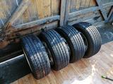 Диски с резиной на Мерседес-140. за 2 000 тг. в Петропавловск – фото 3