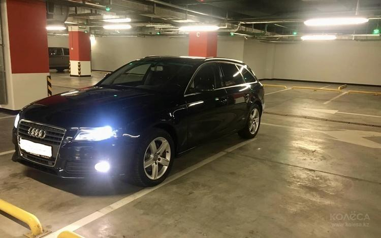 Audi A4 2009 года за 4 200 000 тг. в Алматы