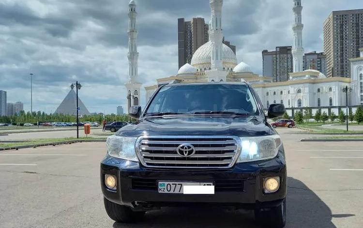 Toyota Land Cruiser 2011 года за 13 900 000 тг. в Нур-Султан (Астана)