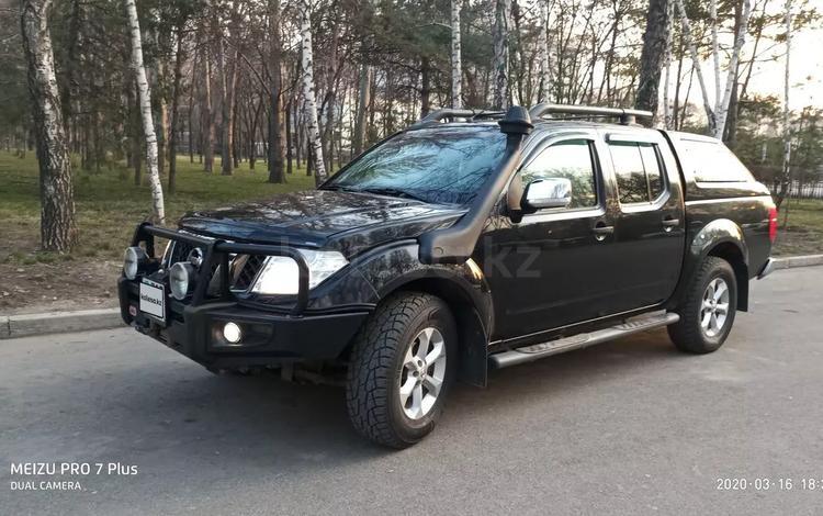 Nissan Navara 2010 года за 6 850 000 тг. в Алматы