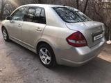 Nissan Tiida 2006 года за 2 900 000 тг. в Алматы – фото 4