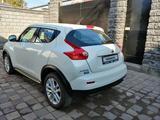 Nissan Juke 2013 года за 5 980 000 тг. в Алматы – фото 2