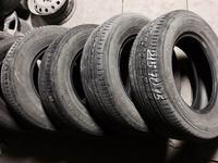 Японские летние шины Dunlop 215/70/15 за 14 990 тг. в Нур-Султан (Астана)