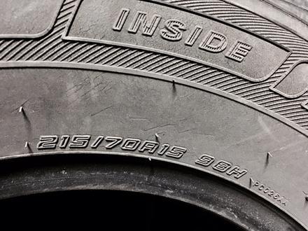 Японские летние шины Dunlop 215/70/15 за 14 990 тг. в Нур-Султан (Астана) – фото 4
