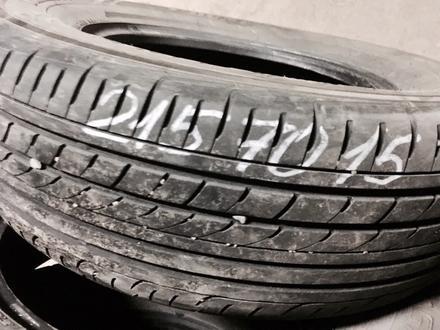 Японские летние шины Dunlop 215/70/15 за 14 990 тг. в Нур-Султан (Астана) – фото 5