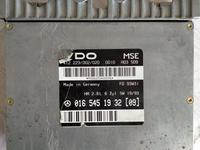Эбу блок на мерседес 124 2, 8 с круйзом за 50 000 тг. в Шымкент