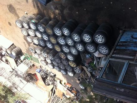 Диски привезенные из Японии за 75 000 тг. в Алматы – фото 6