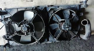 Вентиляторы моторчик радиатора на мазда 626 птичка за 112 тг. в Алматы