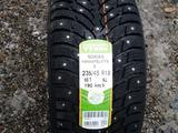 235/45 R 18 98t Nokian Hakkapeliitta 9 XL зимние шипованные шины за 93 830 тг. в Алматы – фото 4