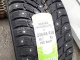 235/45 R 18 98t Nokian Hakkapeliitta 9 XL зимние шипованные шины за 93 830 тг. в Алматы