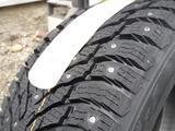 235/45 R 18 98t Nokian Hakkapeliitta 9 XL зимние шипованные шины за 93 830 тг. в Алматы – фото 5