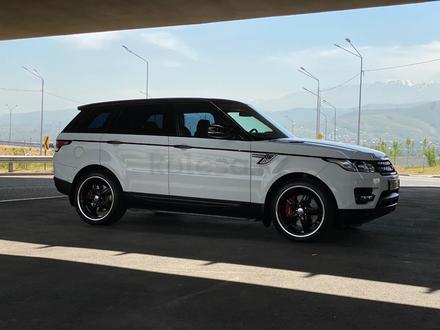 Land Rover Range Rover Sport 2014 года за 19 900 000 тг. в Алматы – фото 4