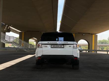 Land Rover Range Rover Sport 2014 года за 19 900 000 тг. в Алматы – фото 5