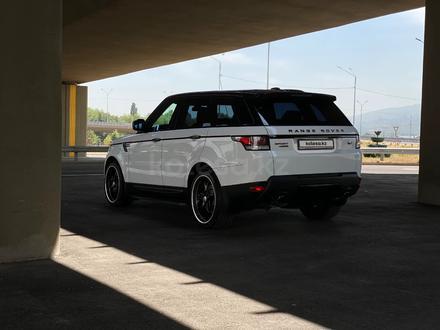 Land Rover Range Rover Sport 2014 года за 19 900 000 тг. в Алматы – фото 6