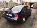 Volkswagen Bora 2000 года за 1 950 000 тг. в Щучинск – фото 3