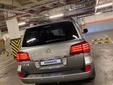 Lexus LX 570 2009 года за 15 200 000 тг. в Караганда – фото 2