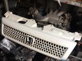 Решётка радиатора на Honda Stepwgn (2001-2005) за 18 000 тг. в Алматы – фото 2
