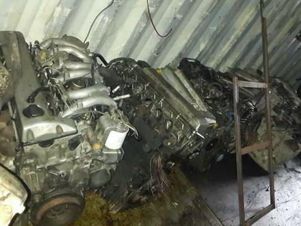 Мерседес 2.9Диз нетурбо Двигатель привозные контрактные с гарантией за 295 000 тг. в Усть-Каменогорск – фото 2