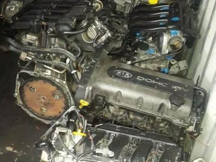 Мерседес 2.9Диз нетурбо Двигатель привозные контрактные с гарантией за 295 000 тг. в Усть-Каменогорск – фото 3