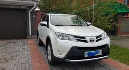 Toyota RAV 4 2013 года за 9 300 000 тг. в Нур-Султан (Астана)