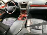 Lexus LS 460 2008 года за 4 500 000 тг. в Тараз – фото 2
