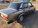 ВАЗ (Lada) 2107 2010 года за 610 000 тг. в Актобе – фото 3
