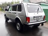 ВАЗ (Lada) 2121 Нива 2016 года за 3 400 000 тг. в Талдыкорган – фото 4